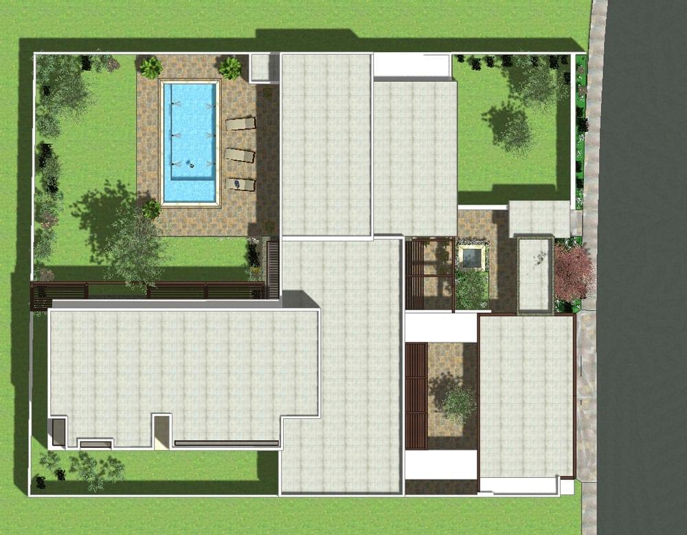 Progettazione Casa 3d : Realizzare un progetto in d con un software bim biblus bim
