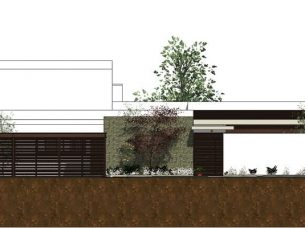 Prospetto Ingresso Casa Altabrisa24