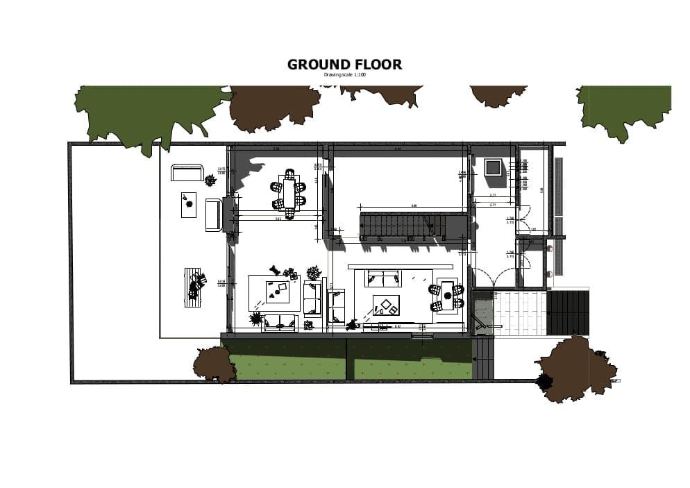Il progetto di Casa HG con video e Real-Time Rendering ...