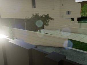 modella una recinzione con un BIM software