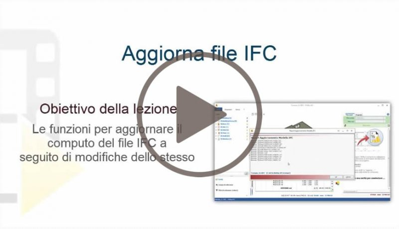 Aggiorna file IFC da computo metrico