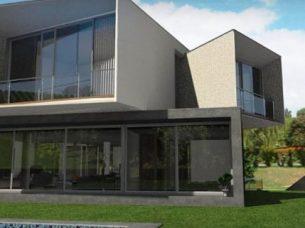 progettazione architettonica con un software BIM