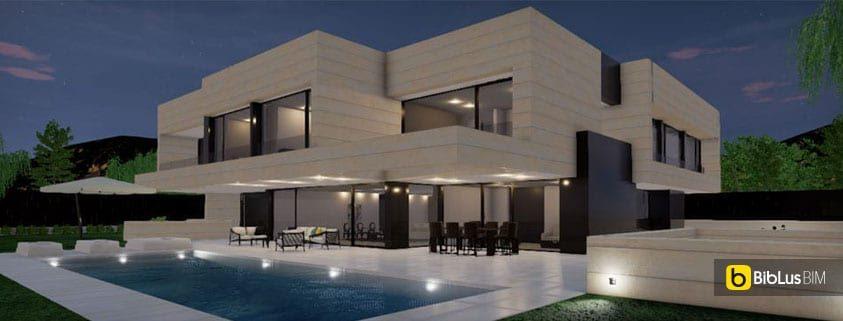 Cos come funziona e quali sono i vantaggi del rendering biblus bim - Software progettazione casa gratis ...