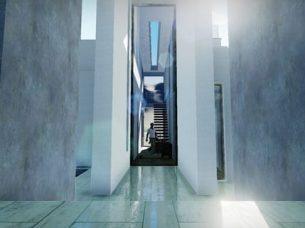 Progettazione architettonica con un software BIM: Camarines House