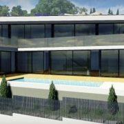 progettare una villa con un BIM software Casa JC con Edificius