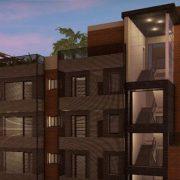 Header Cuboid House facciata Edificius BIM