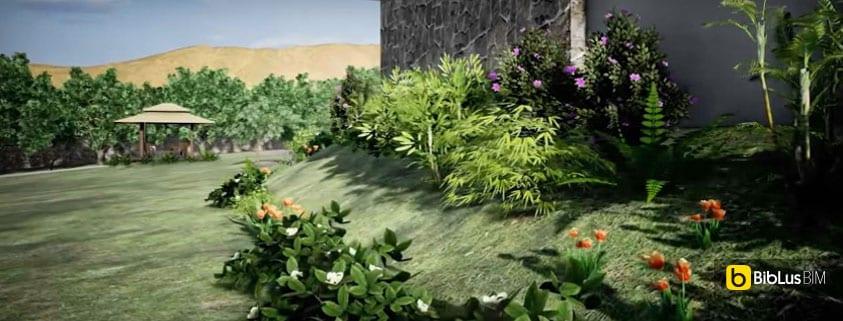 progettare giardini e paesaggio con l ausilio di un