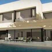 Progettare una villa con giardino utilizzando un software BIM Edificius Park House