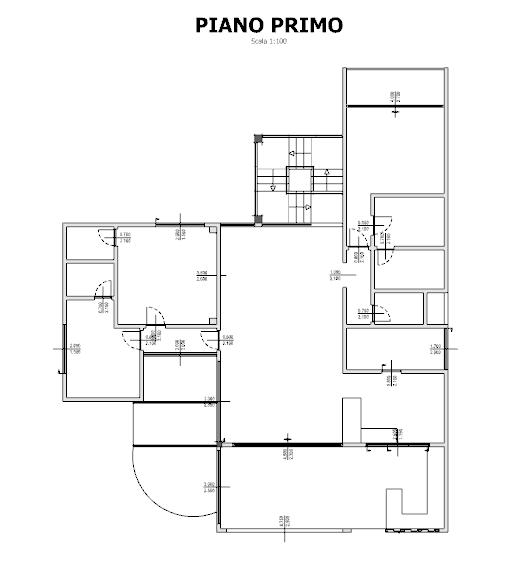 Realizzazione di un piazzale esterno con un software bim for Piano seminterrato