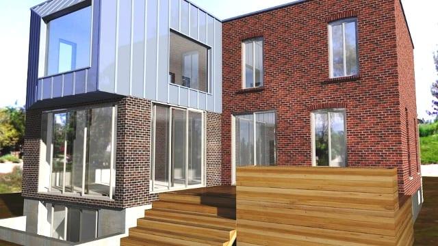 Retro di Dulwich residence con Edificius
