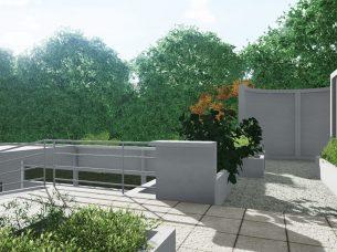 Villa Savoye render Edificius BIM 17