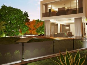 Casa en Los Cisnes Edificius BIM Render 6