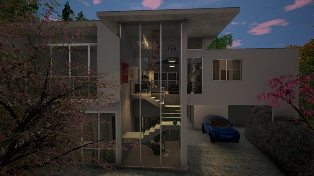 Come modellare e personalizzare gli interni di un edificio for Software progettazione interni gratis