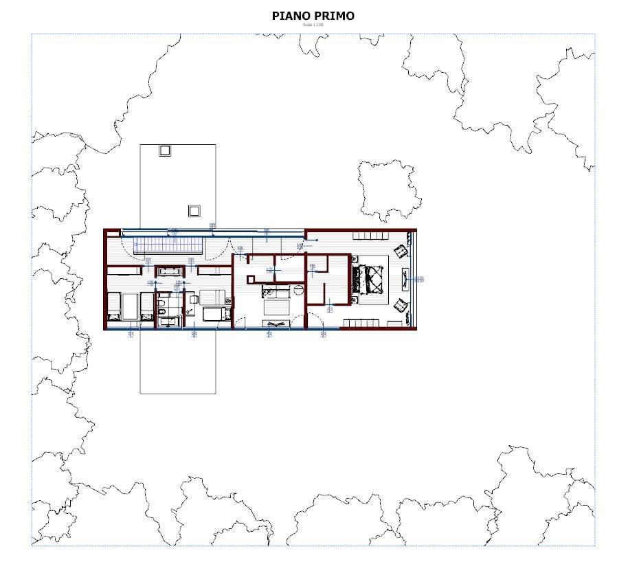 Ottenere gli elaborati di progetto in automatico da un for Registrare gli stili di casa