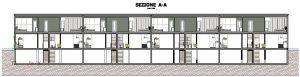 case-a-schiera-sezioni-dal-progetto-a-Lafayette-Park-Opera-di-L-Mies-van-der-Rohe