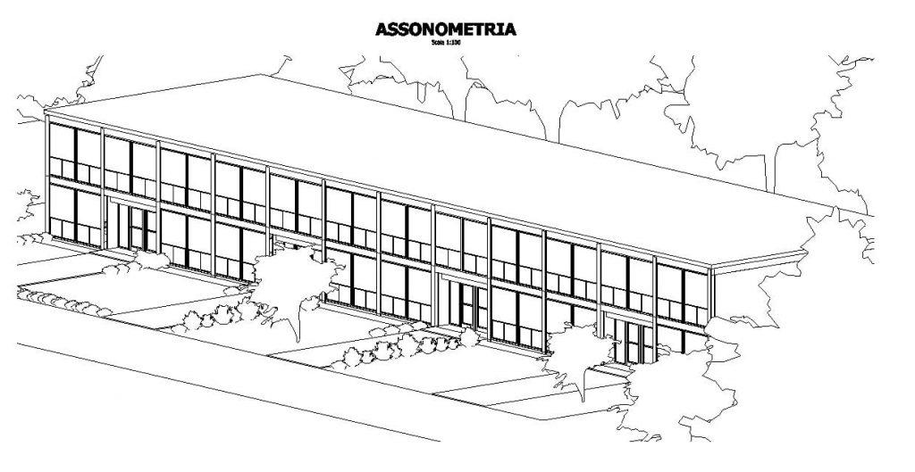 Case a schiera classiche e moderne il progetto di for Tipi di abitazione