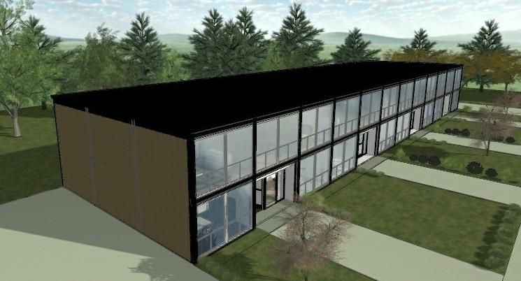 Case a schiera classiche e moderne il progetto di for Case progettate da architetti