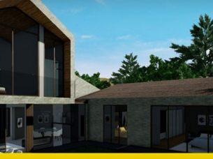 progettare una residenza unifamiliare con un software BIM_LPZ-House_Edificius