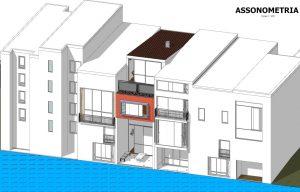 Fronte-stretto-dal-progetto-del-quartiere-Borneo-Sporenburg-ad-Amsterdam