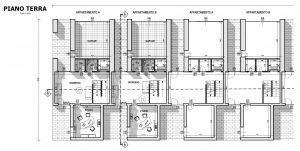 Case-a-schiera-di-architetti-famosi-M-Botta-pianta