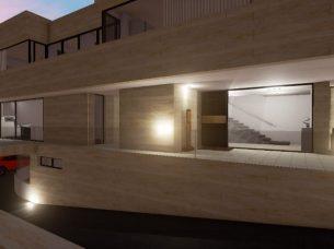 Rampa piano seminterrato_software BIM architettura Edificius