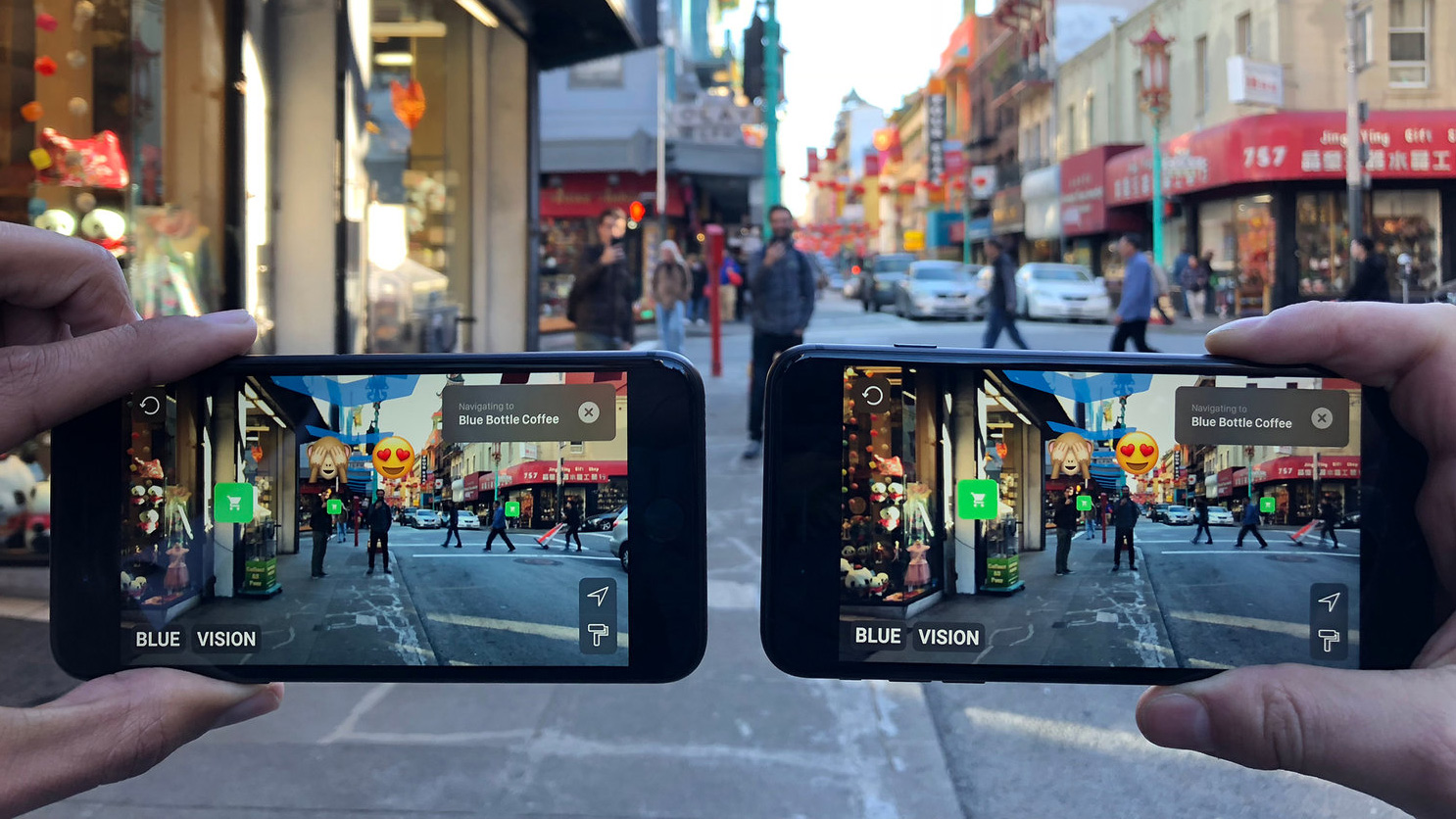 Collaborative Augmented Reality