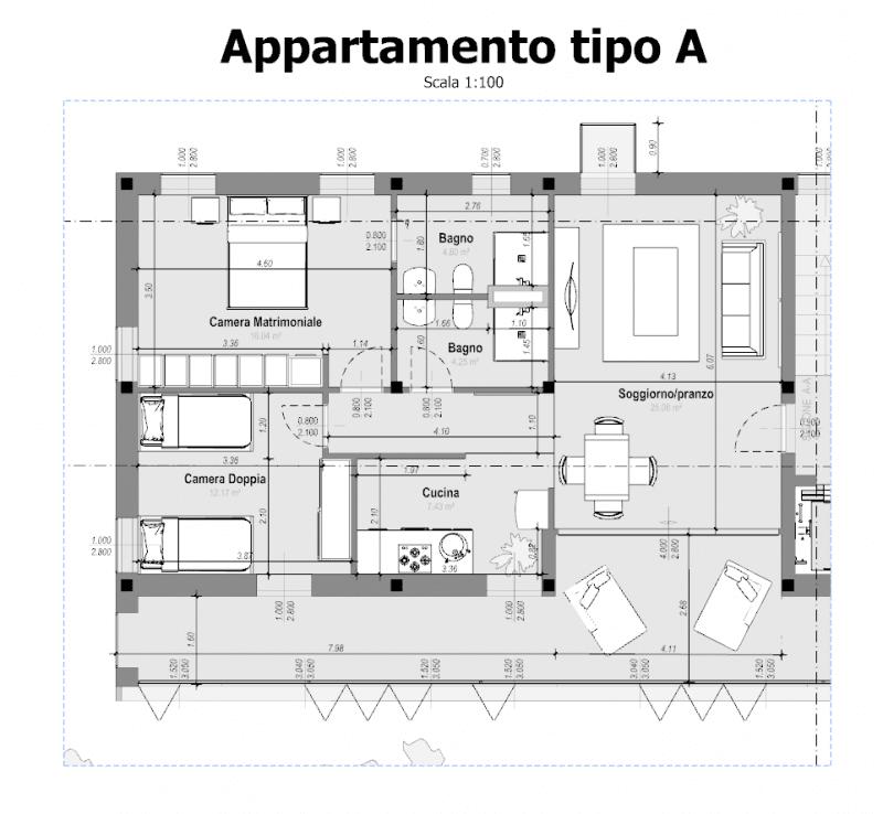 Excellent with planimetrie esempi - Autorizzazione condominio per ampliamento piano casa ...