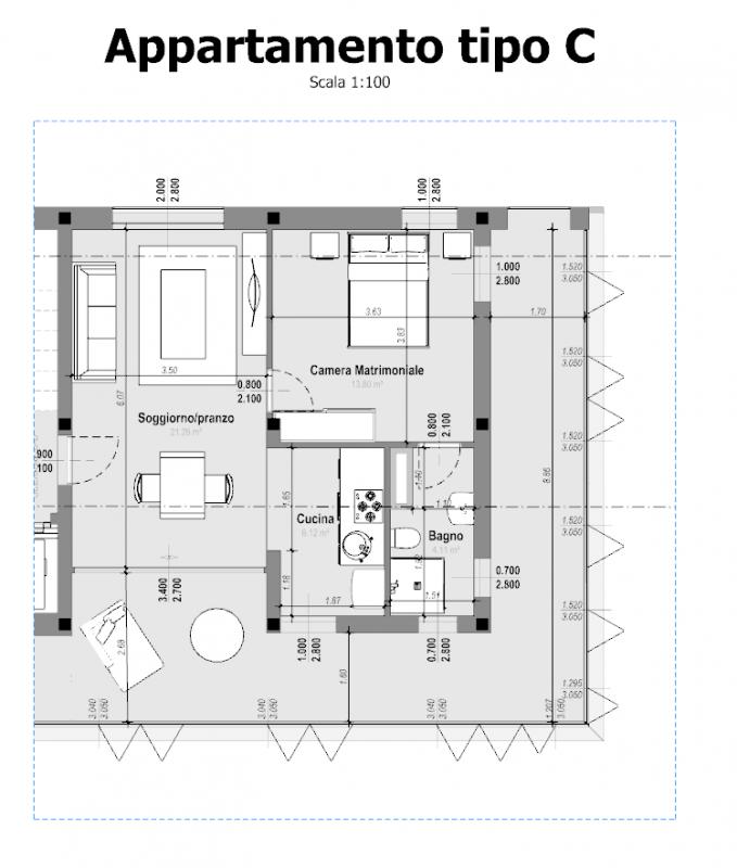 Affordable with planimetrie esempi - Autorizzazione condominio per ampliamento piano casa ...