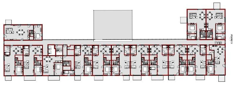 casa-di-ringhiera-WoZoCo-Apartments-pianta-quinto-piano