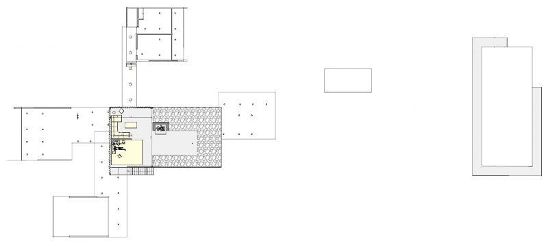 casa unifamiliare casa-Kaufmann-pianta-generale-primo-piano