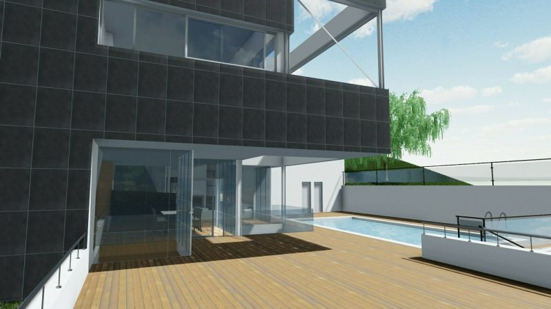 Ecco un progetto di casa unifamiliare a due piani completo - Caldaia per casa 3 piani ...