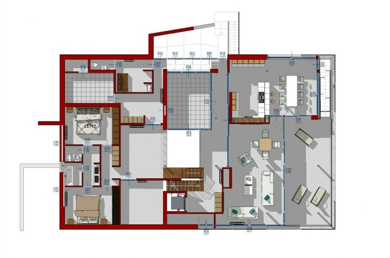 progetti di case unifamiliari da scaricare biblus bim