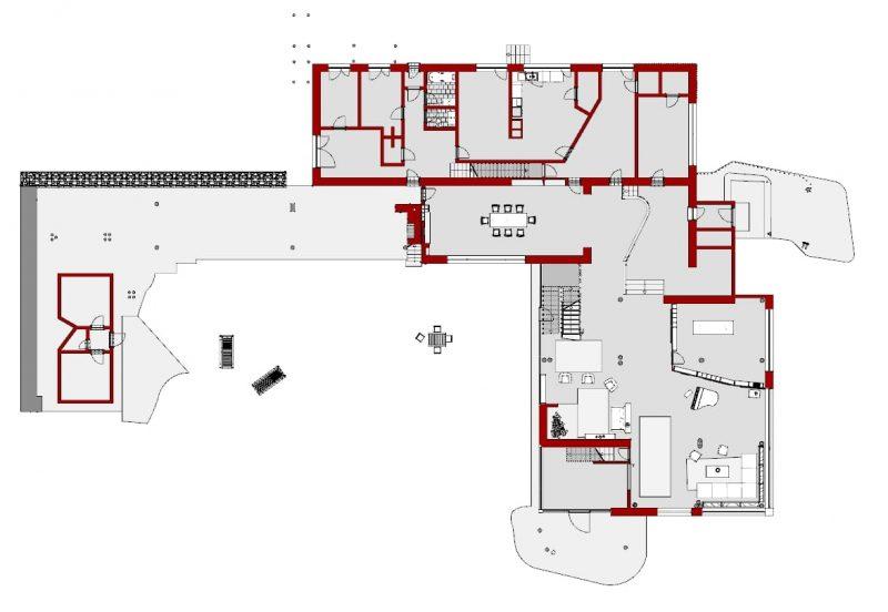 Villa Mairea - Piano Terra