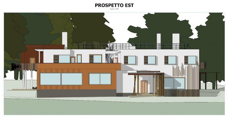 Villa Mairea - Prospetto Est