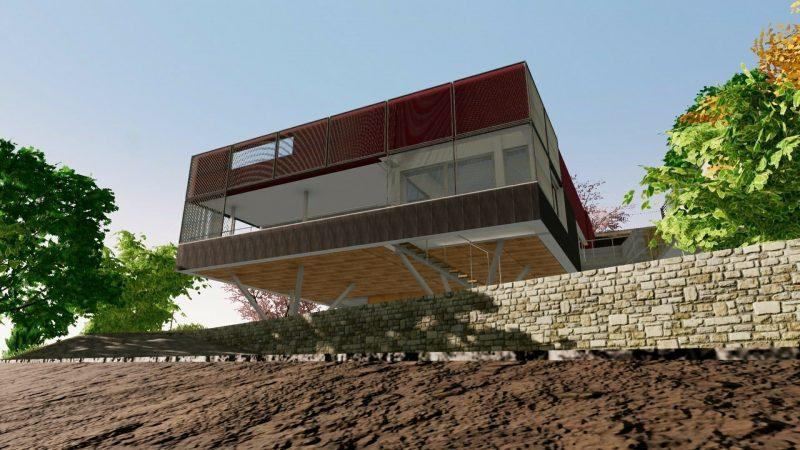 progetti di case unifamiliari