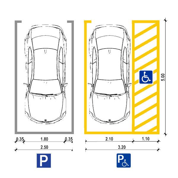 Progetto Parcheggi Dwg Normativa E Pdf Di Relazioni Tecniche