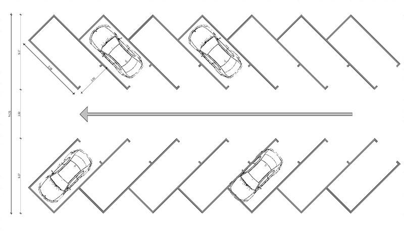 Progetto Parcheggi Dwg Normativa E Pdf Di Relazioni