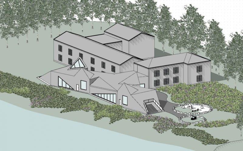 Schema Elettrico Dwg : Esempi di edilizia scolastica progetti e dwg da scaricare subito