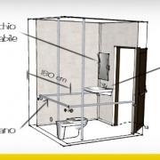 Come progettare una rampa per disabili biblus bim - Progettare bagno disabili ...