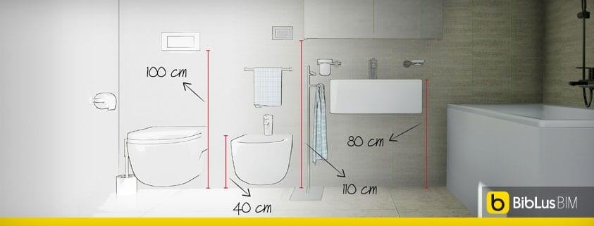Schema Impianto Elettrico Zip 50 : Come progettare un bagno la guida completa biblus bim