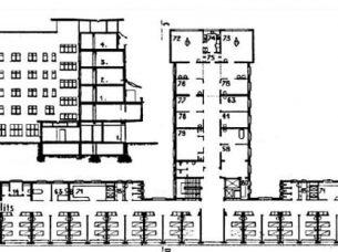 edilizia sanitaria - edifici a monoblocco