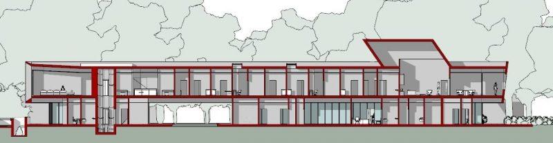 edilizia sanitaria - sezione