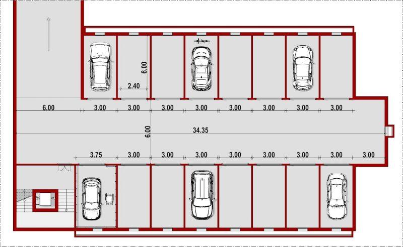 Come progettare un garage la guida tecnica biblus bim for Garage dm auto livry gargan