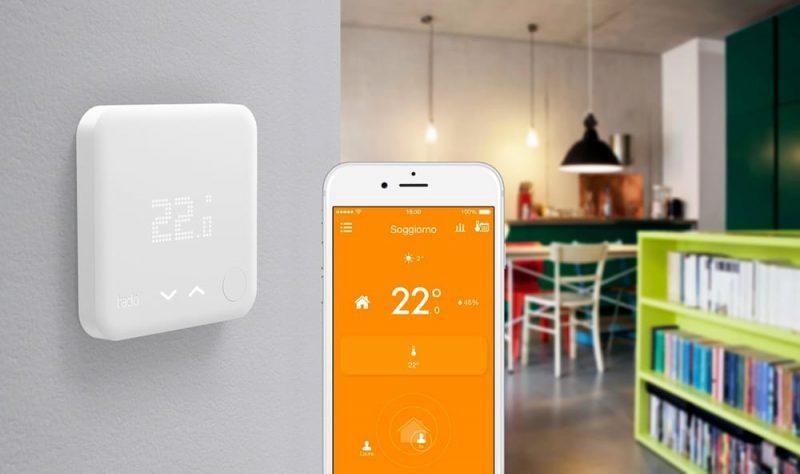 ifa 2018 termostato smart