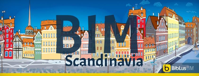 Scandinavia - BIM nel mondo