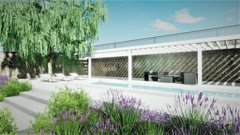 Come progettare un giardino foto 2 biblus bim for Progettare un terrazzo giardino
