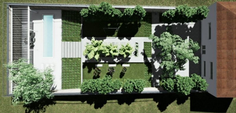 Come progettare un giardino dal concept alla for Organizzare giardino