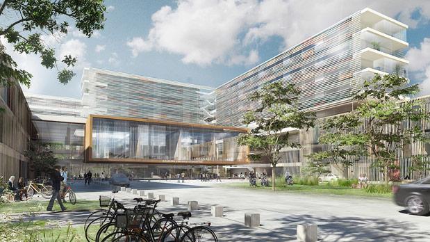paesi scandinavi - University Hospital Aalborg, Denmark