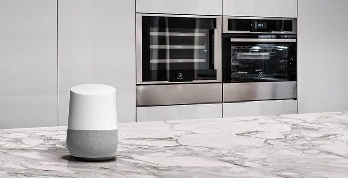 ifa 2018 forno-google-assistant