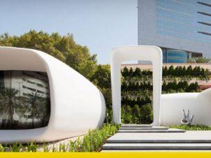 Dubai stampa 3D